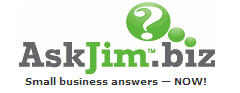Ask Jim logo