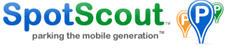 SpotScout logo