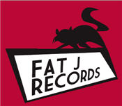 Fat J Records logo