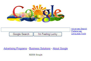 google home page design. google doodle winner 2 home page design a